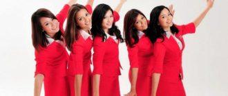 Горящие туры в Азию, дешевые авиабилеты Airasia