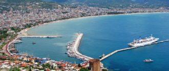 Горящие туры в Турцию, Алания