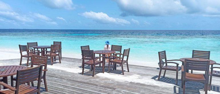 Отдых на Мальдивах, море и солнце 2021